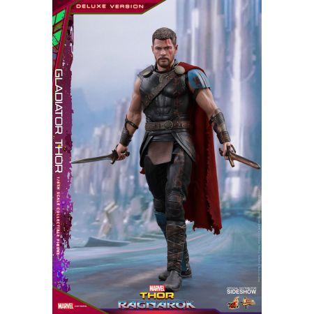 Thor: Ragnarok Gladiator Thor Deluxe Version figurine échelle 1:6 Hot Toys 903104