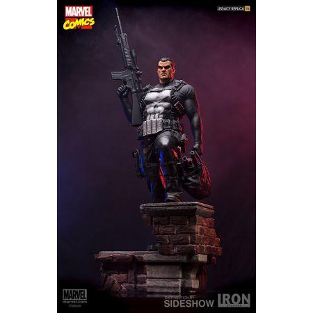 The Punisher Statue Legacy Replica Iron Studios 903201
