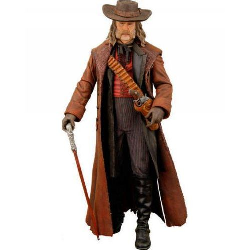 Jonah Hex Quentin Turnbull 7 in action figure NECA