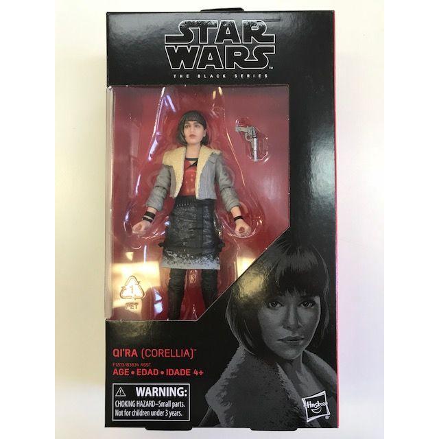 Star Wars The Black Series Solo Qi/'Ra 6-Inch Figure New in stock Corellia